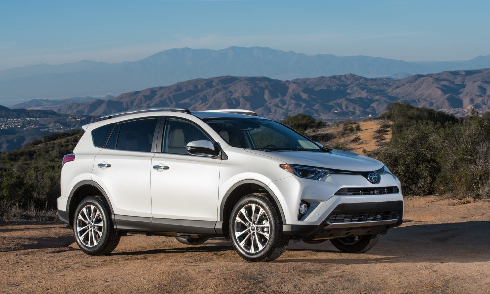 2017 RAV4 Product Information