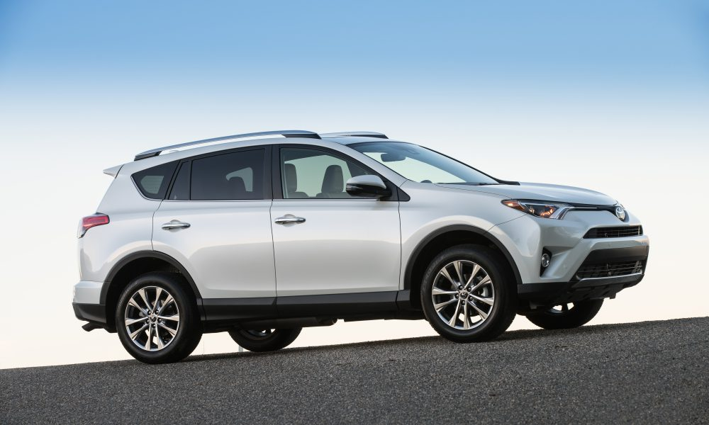 Upping the Ante: 2017 RAV4 Gains Two New Grades and Standard Toyota Safety Sense™ P