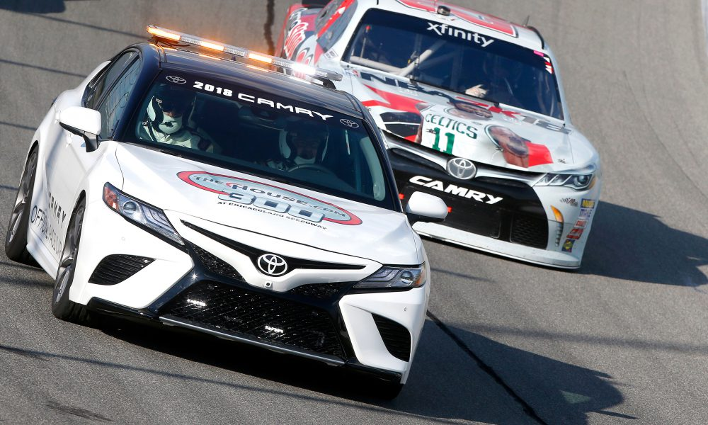 2017 NXS Chicago Camry Pace Car