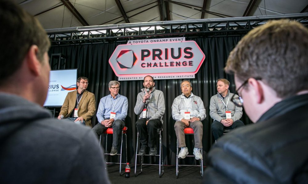 Onramp/2017 Prius Challenge –  Executive Panel