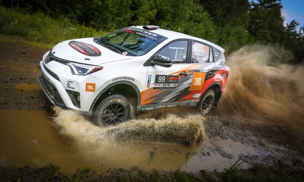 Rally RAV4 Clinches First Season Title at NEFR