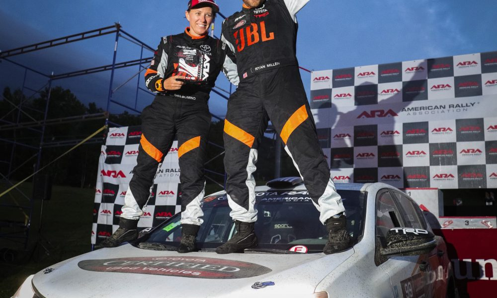 Millen Looks to Close Out Perfect Season at Ojibwe Forests
