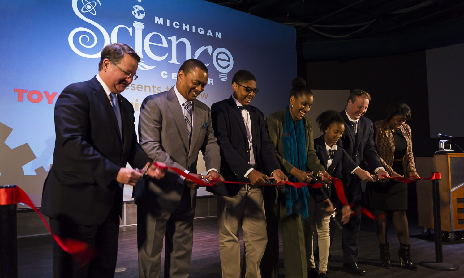 Michigan Science Center Unveils New $1.44M Toyota 4D Engineering Theater