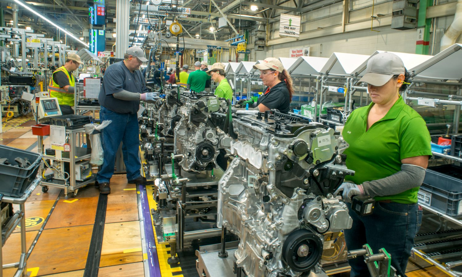 It's Electric: Toyota to Bring First Hybrid Powertrain Production to U.S.