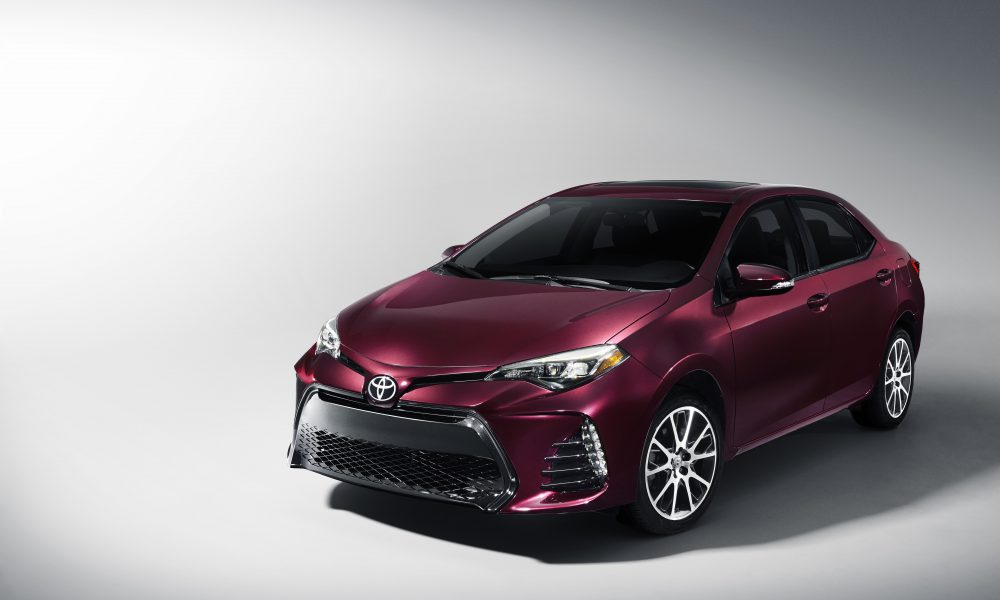 2017 Toyota Corolla Celebrates the Big Five-O with New Style and a Major Leap in Safety Technology