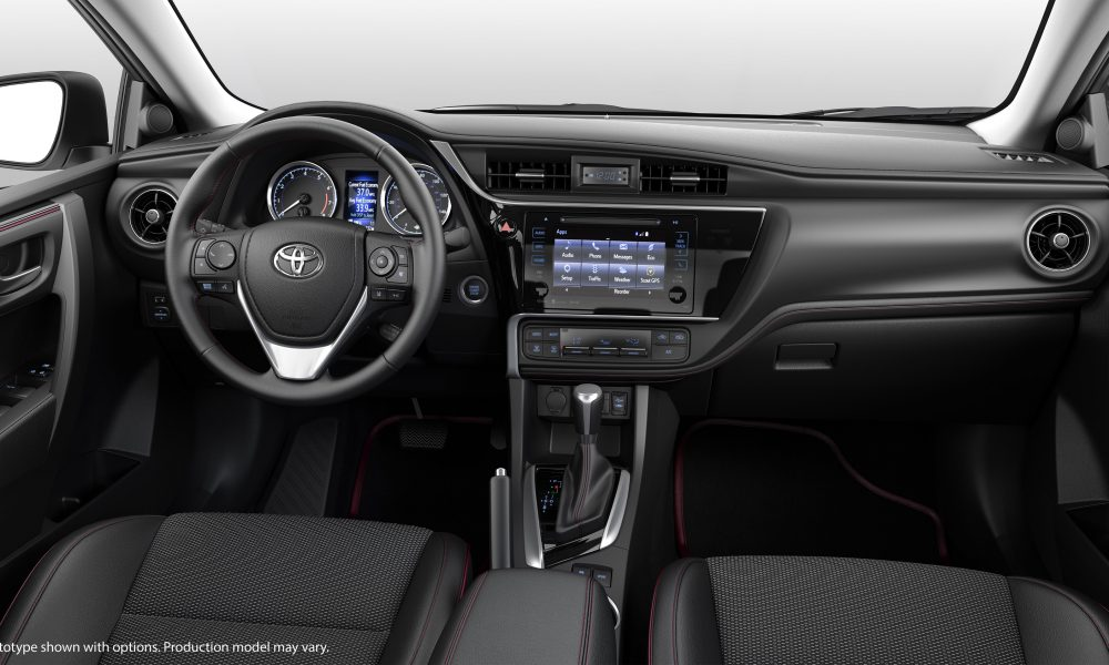 2016 NYIAS – 2017 Toyota Corolla 50th Anniversary Special Edition 004