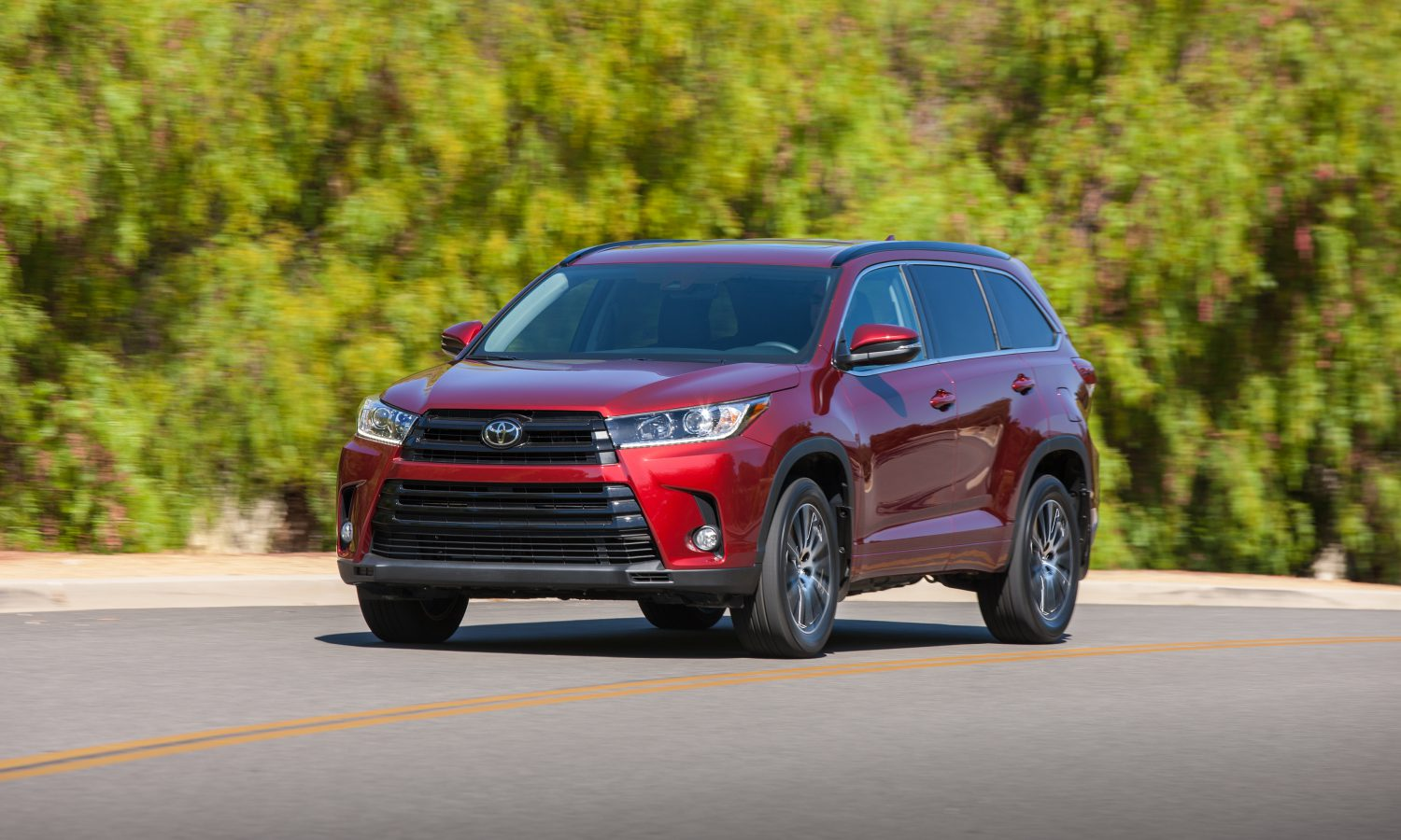 2017 Highlander with More Power, More Safety and More Model Choices Adds up to More Value Pricing
