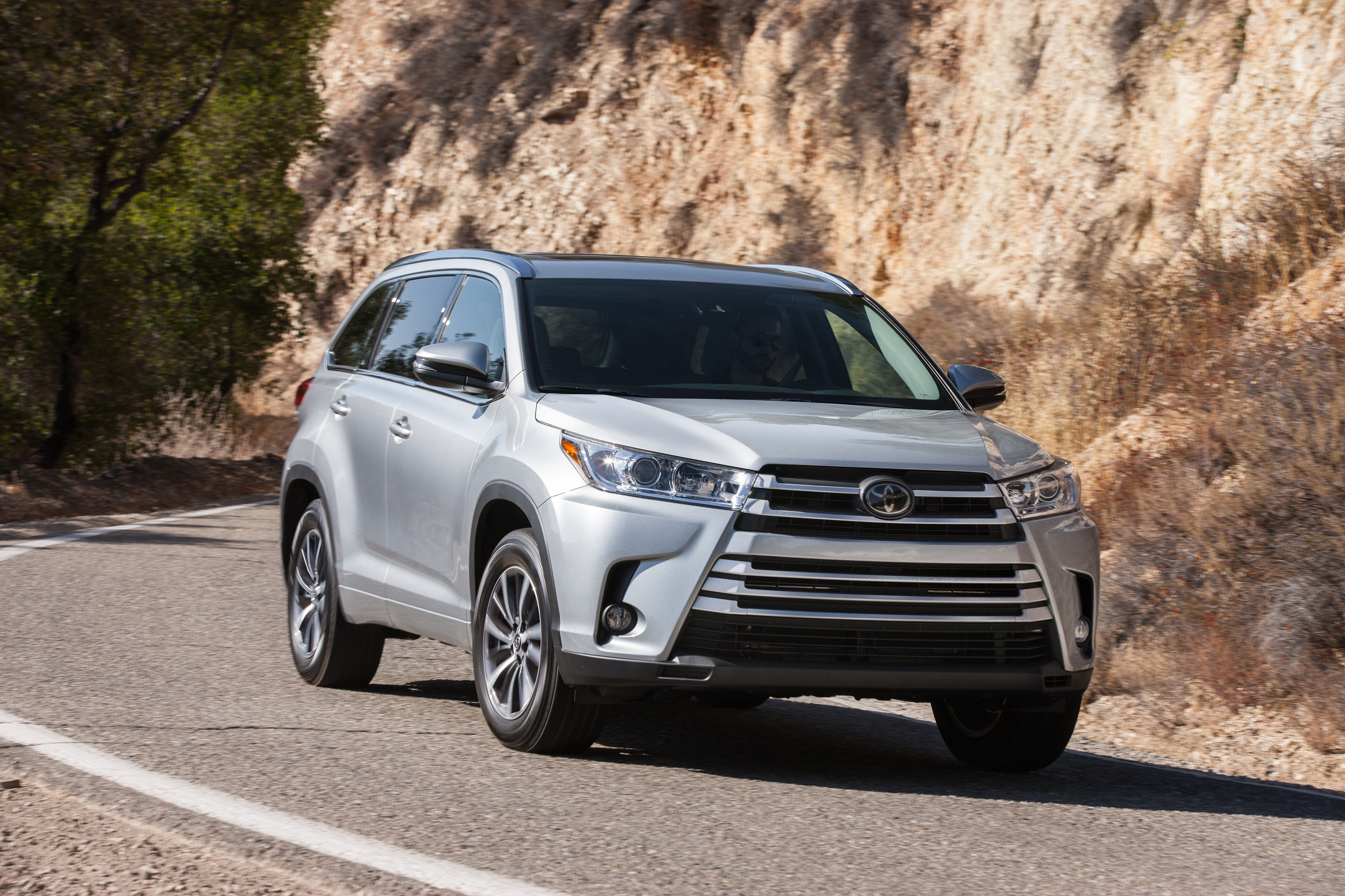 The Year of More' for the 2017 Highlander with More Power, More