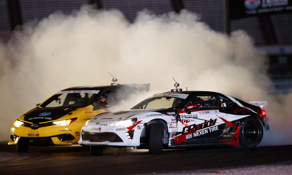 Drift Finale at Irwindale, while NASCAR and NHRA Playoffs Roll Along