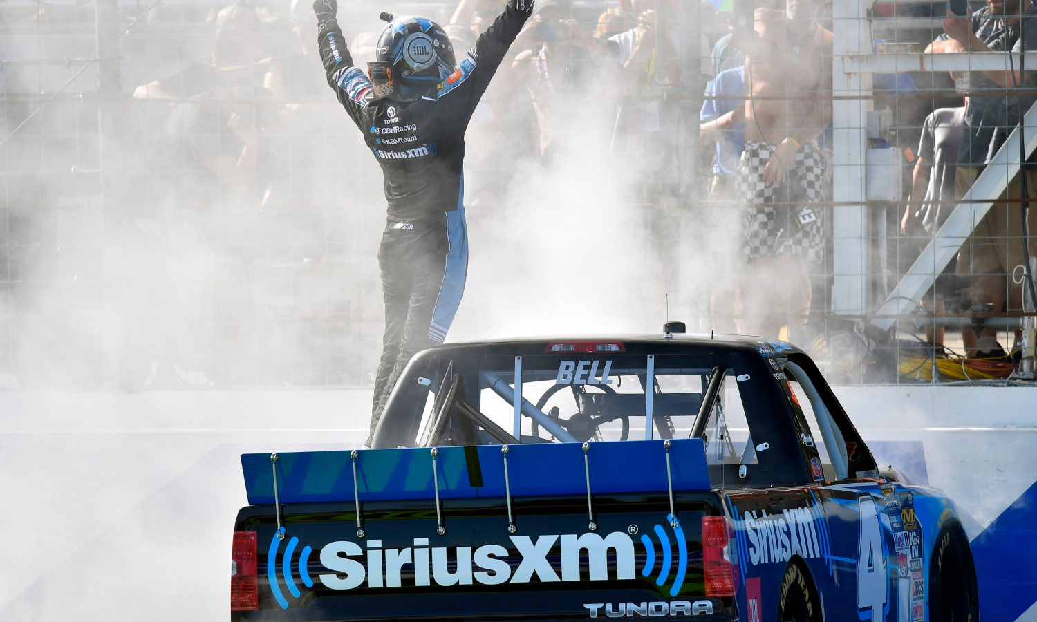 CJ Greaves Captures TORC Title, NASCAR Drivers Advance in Playoffs
