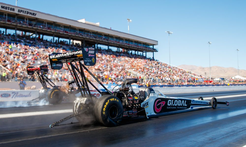 Toyota NASCAR Drivers Sweep Martinsville, NHRA Competes in Las Vegas