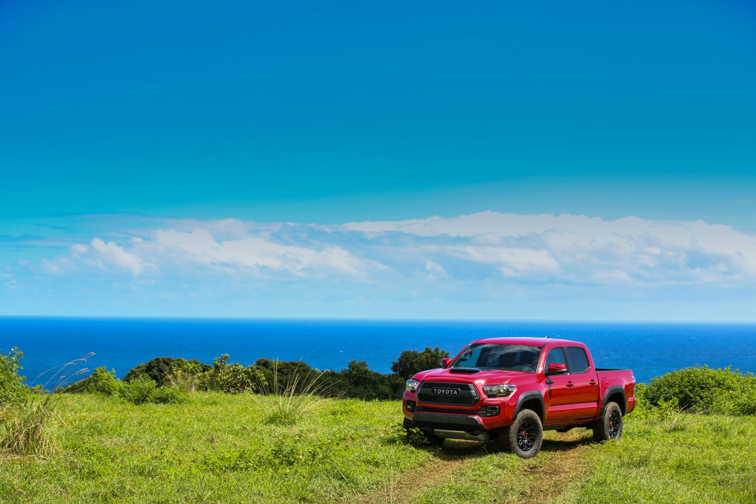 2017 Tacoma Welcomes All-New TRD Pro to Its Work-Hard, Play