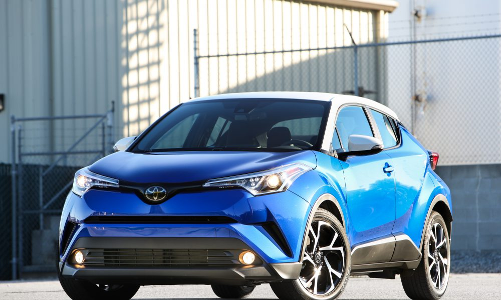 2018 Toyota C-HR Product Information
