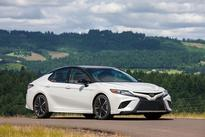 Staying Connected With Next-Generation Camry Technology