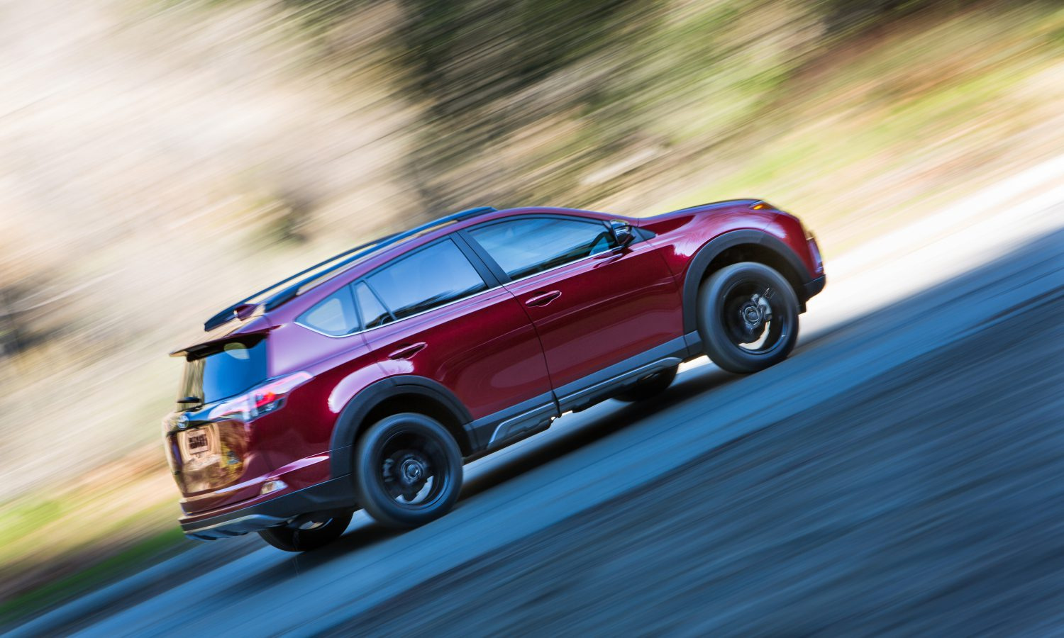 Roughing It in Style – – Toyota Introduces the New 2018 Tundra and Sequoia TRD Sport and RAV4 Adventure Models