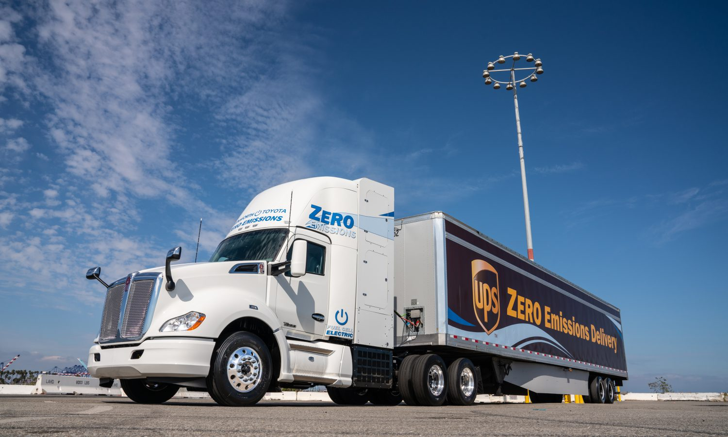 The Future of Zero-Emission Trucking Takes Another Leap Forward