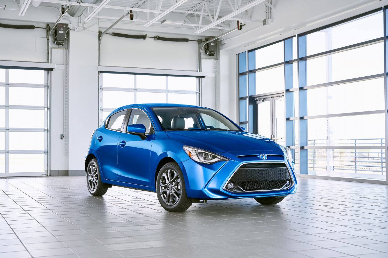 All New 2020 Toyota Yaris Hatchback Combines Technology