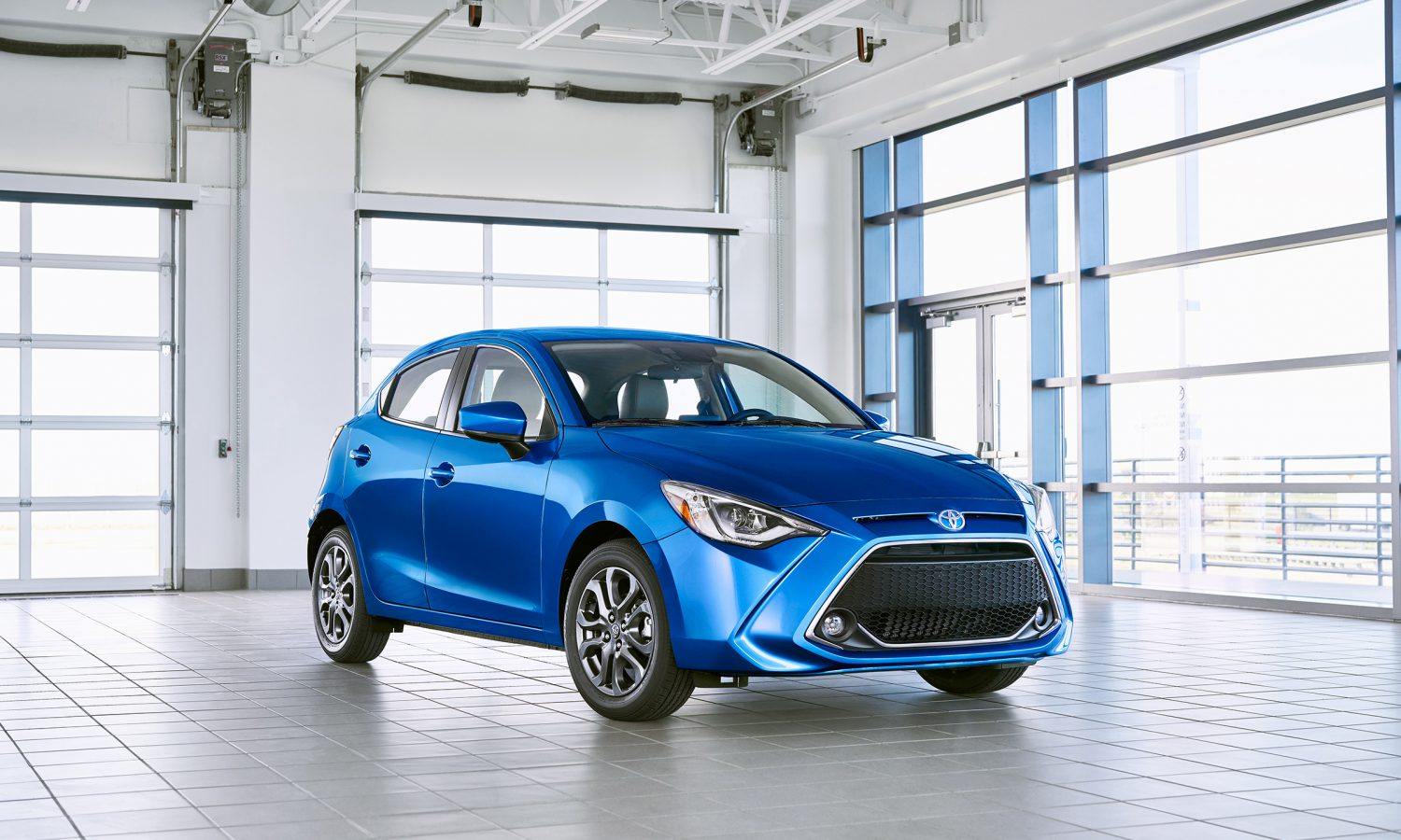 All-New 2020 Toyota Yaris Hatchback Combines Technology, Cargo Capacity and Practicality