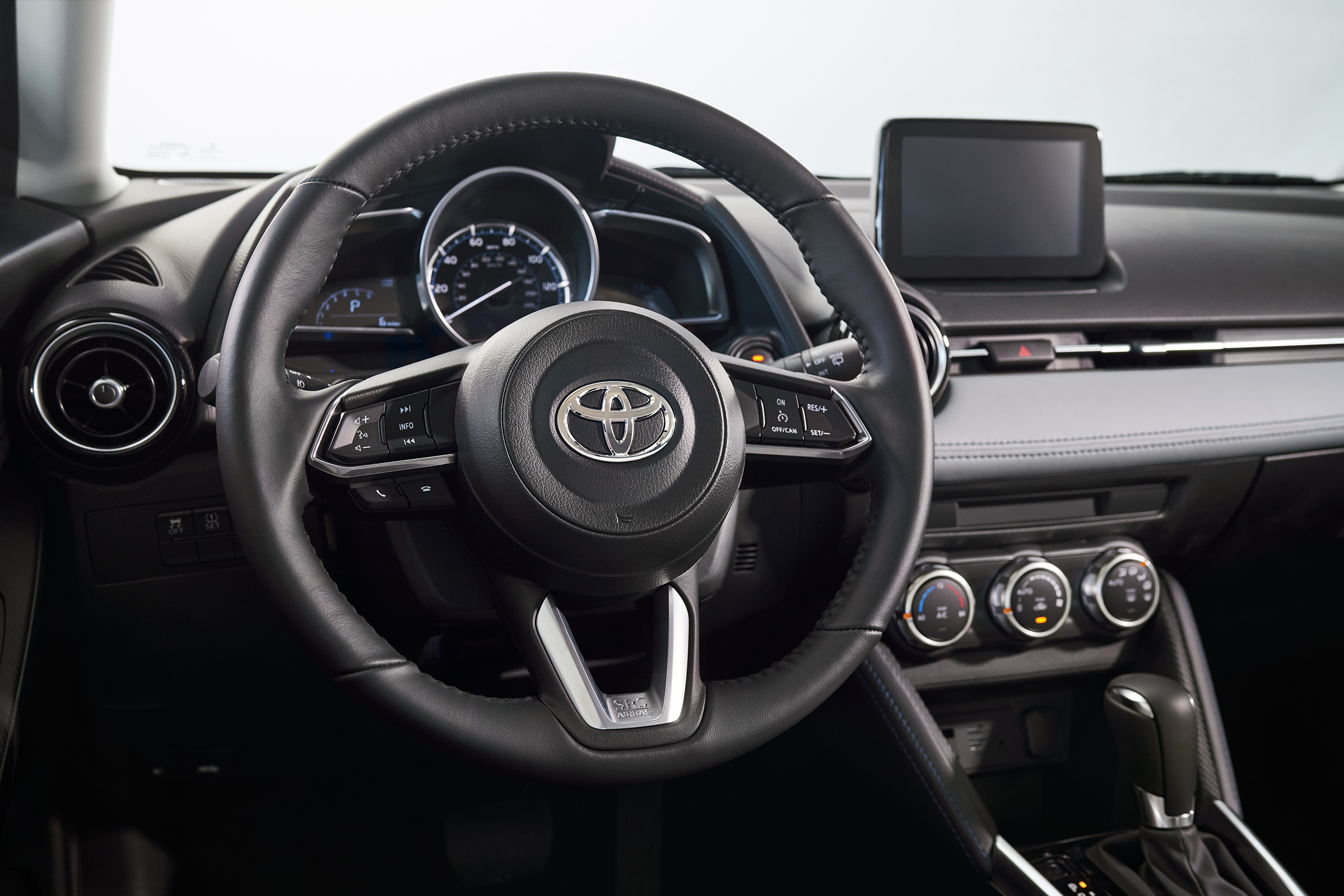 2020 Toyota Yaris Hatchback Toyota Usa Newsroom
