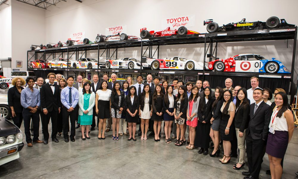 Asian & Pacific Islander American Scholarship Fund  – 2014 Group 002