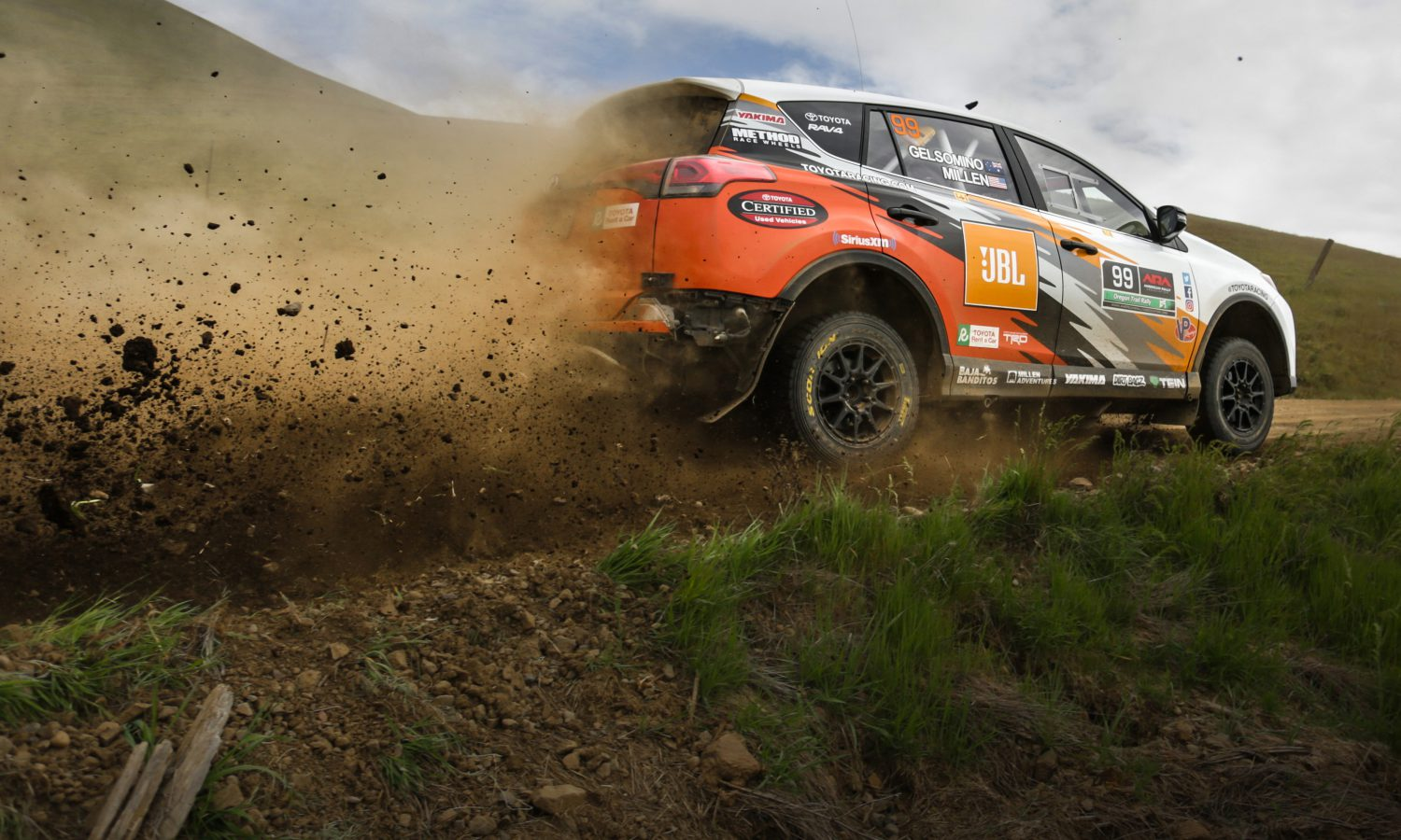 Dirt Races, Road Course on Tap for Toyota Racers This Weekend