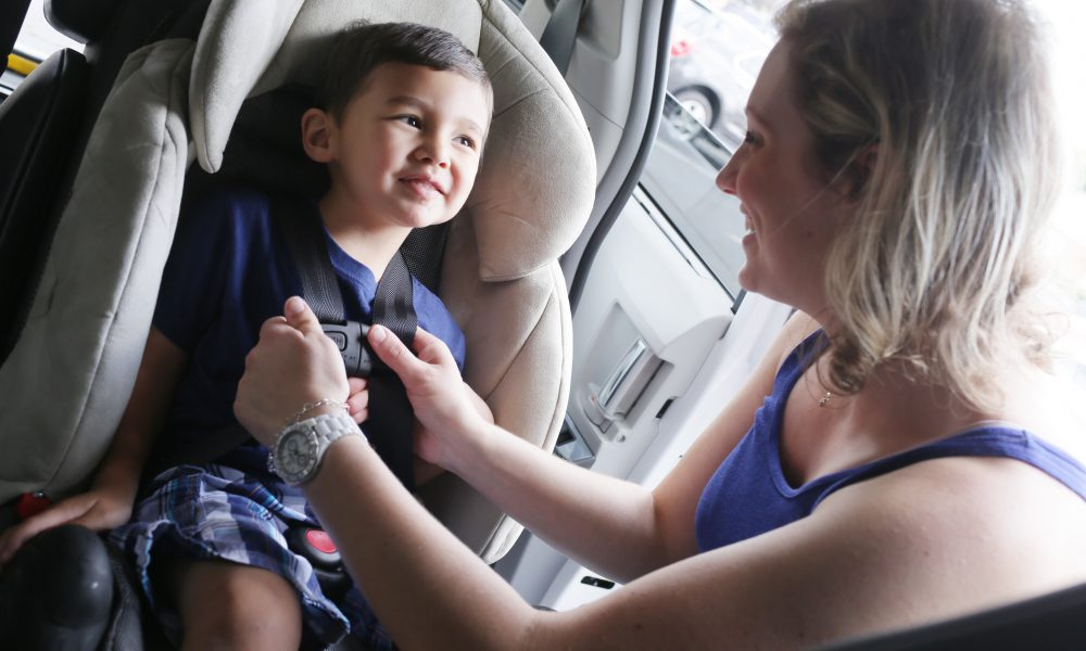 Toyota and Cincinnati Children's Partner with Children's Health to Launch Buckle Up for Life in North Texas