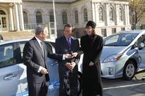 Toyota to Demo Prius Plug-In Hybrid Vehicles in New York City