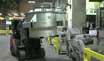 Toyota Motor Manufacturing Molten Pour B-Roll