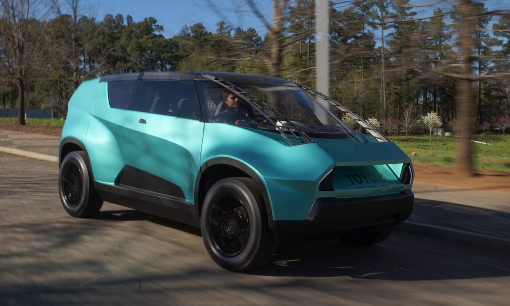 Clemson University International Center for Automotive Research (CU-ICAR)/Toyota uBox Concept 01