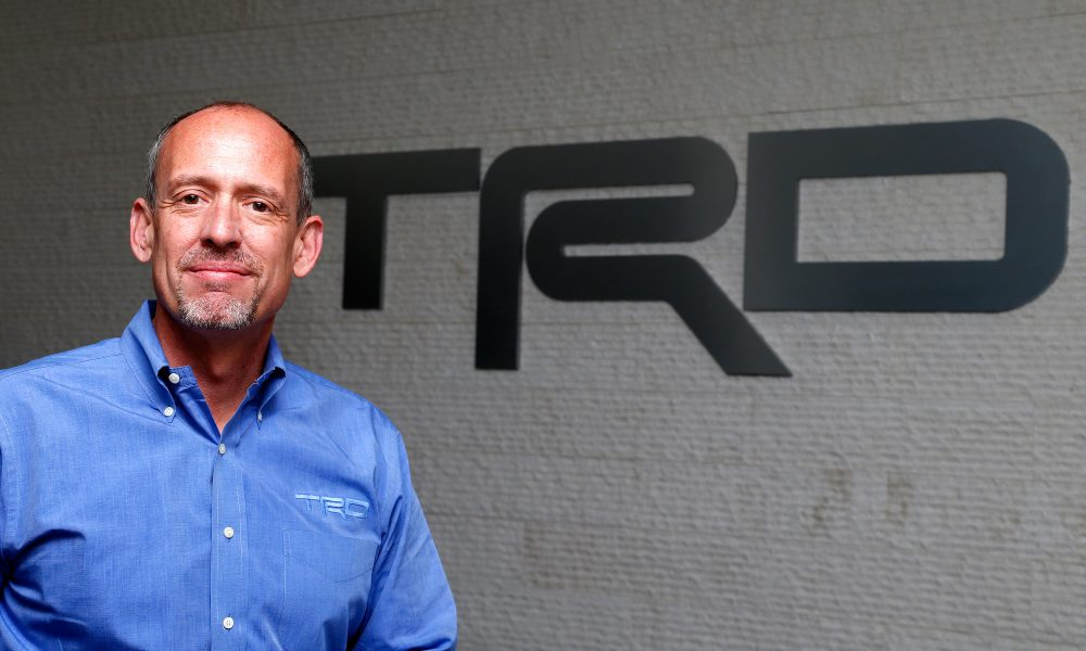 David Wilson, President and General Manager – TRD U.S.A.