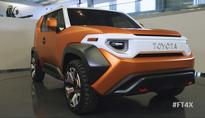 2017 NYIAS – Designing the Toyota FT-4X Concept