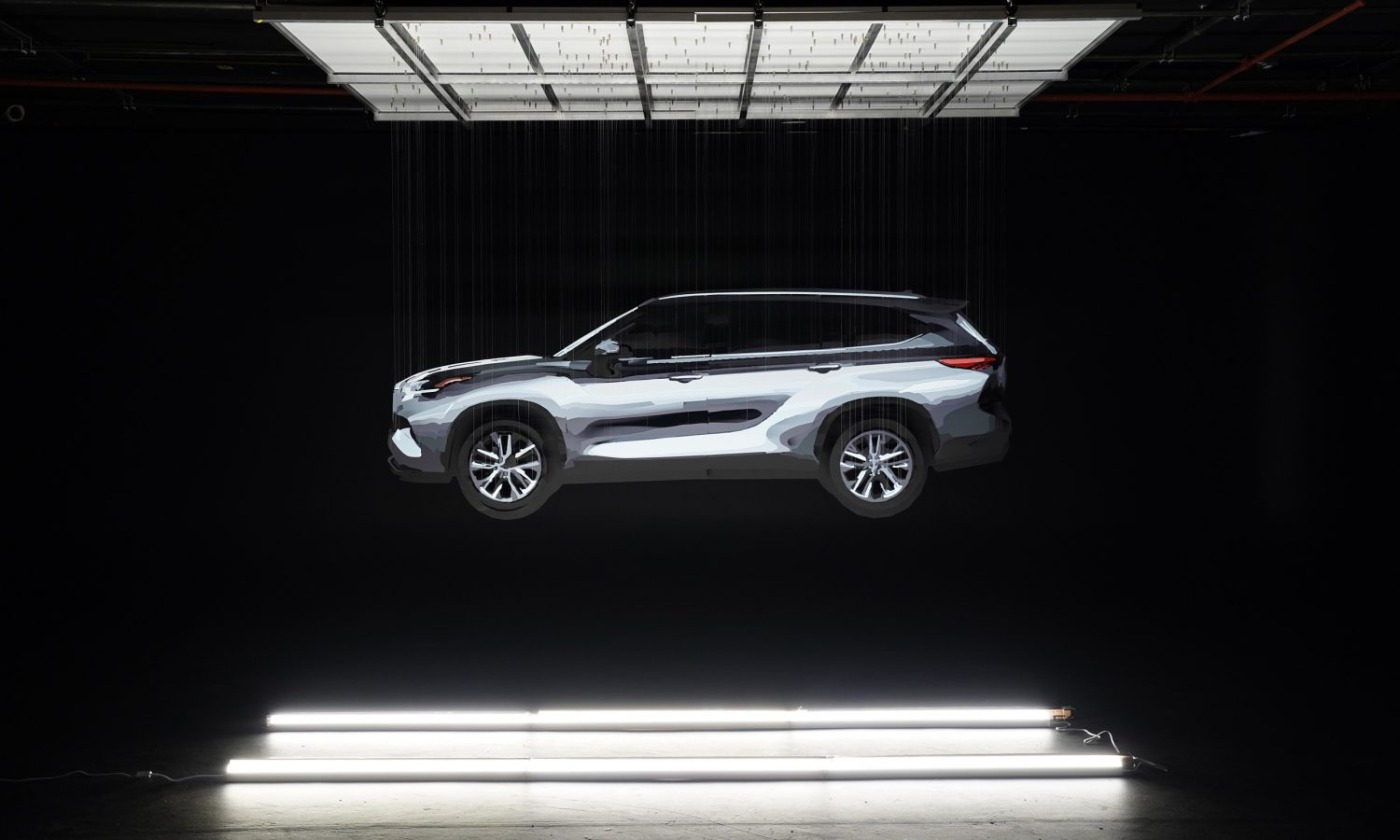 Toyota Alludes to All-New 2020 Highlander