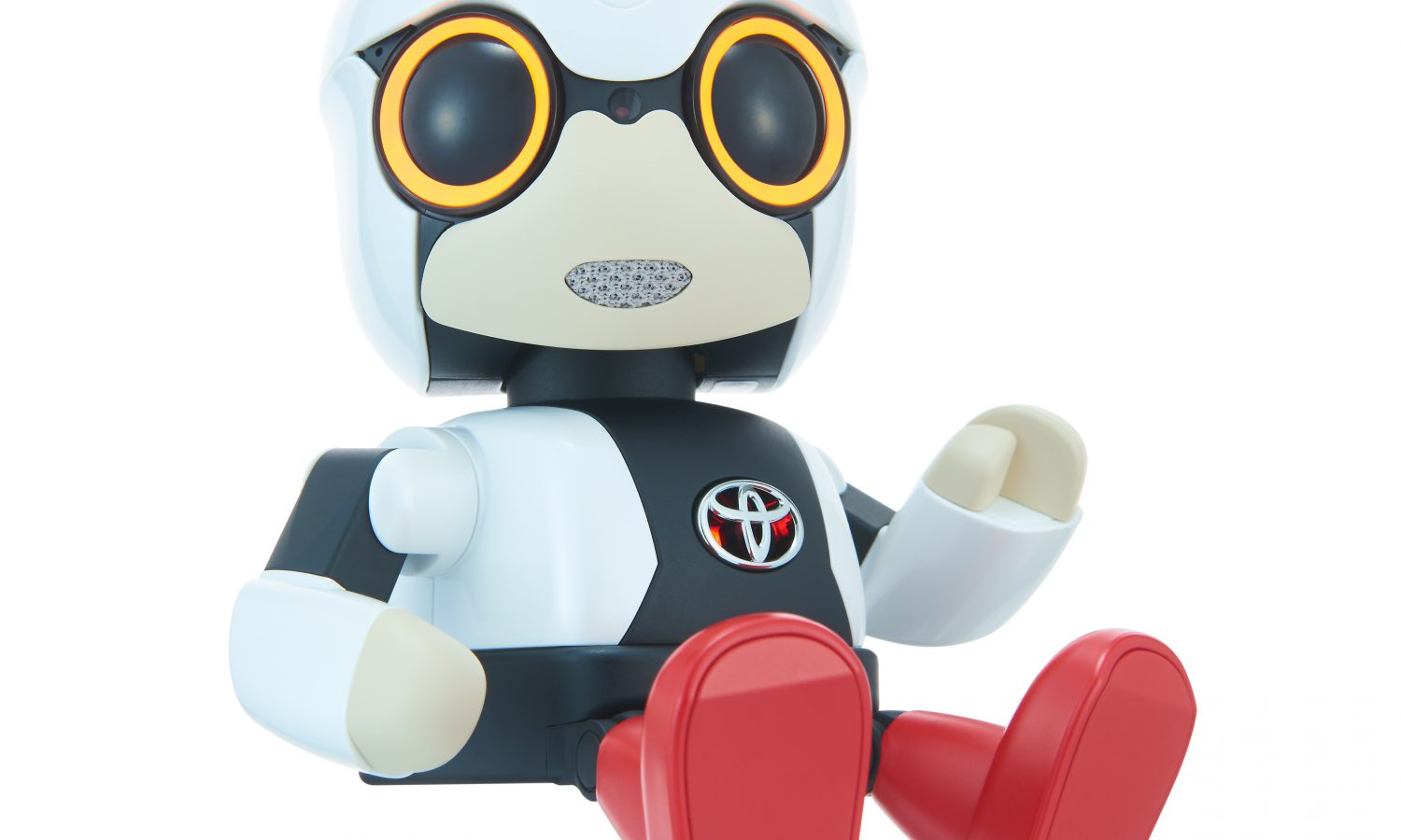Toyota to Launch Sales of 'Kirobo Mini'