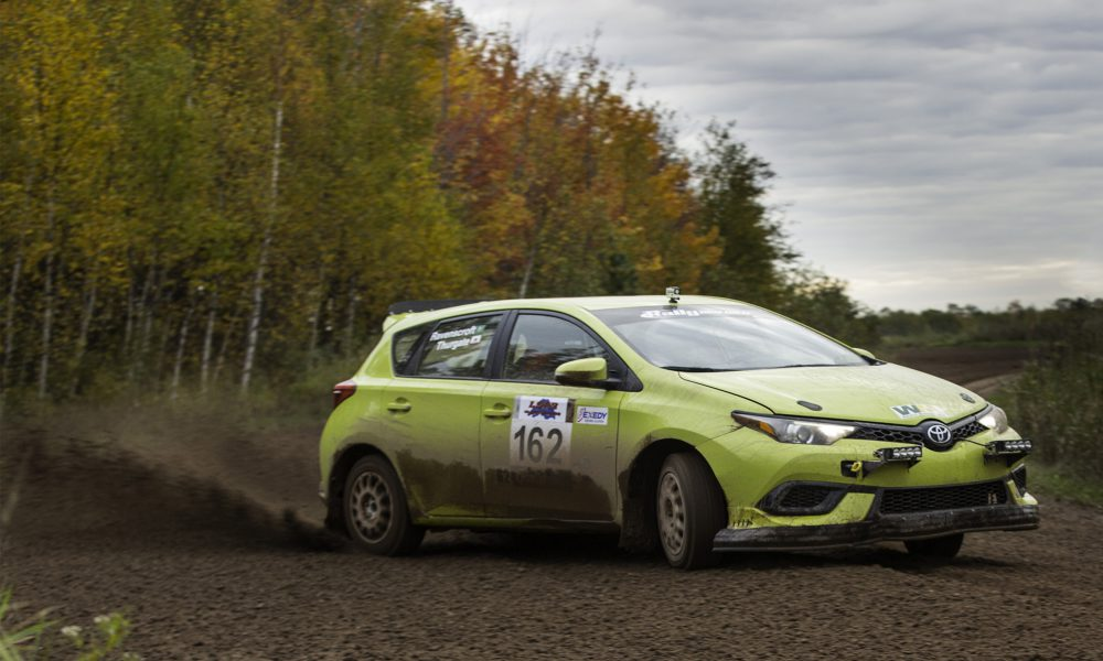 2016 Toyota Technical Center Rally Team – Lake Superior Performance Rally (LSPR) 01
