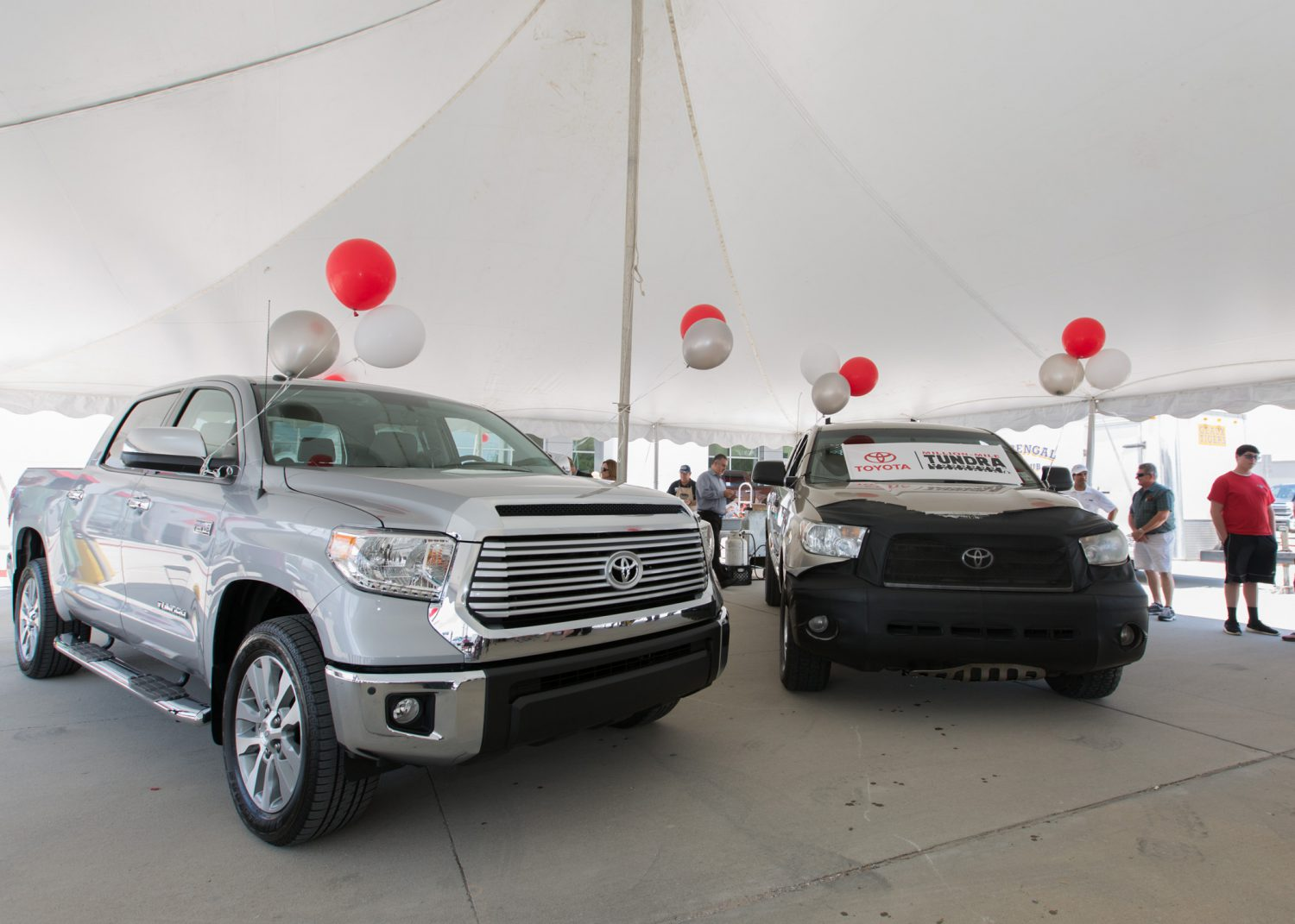 What Is a Million-Mile Toyota Tundra Worth? - Toyota USA Newsroom