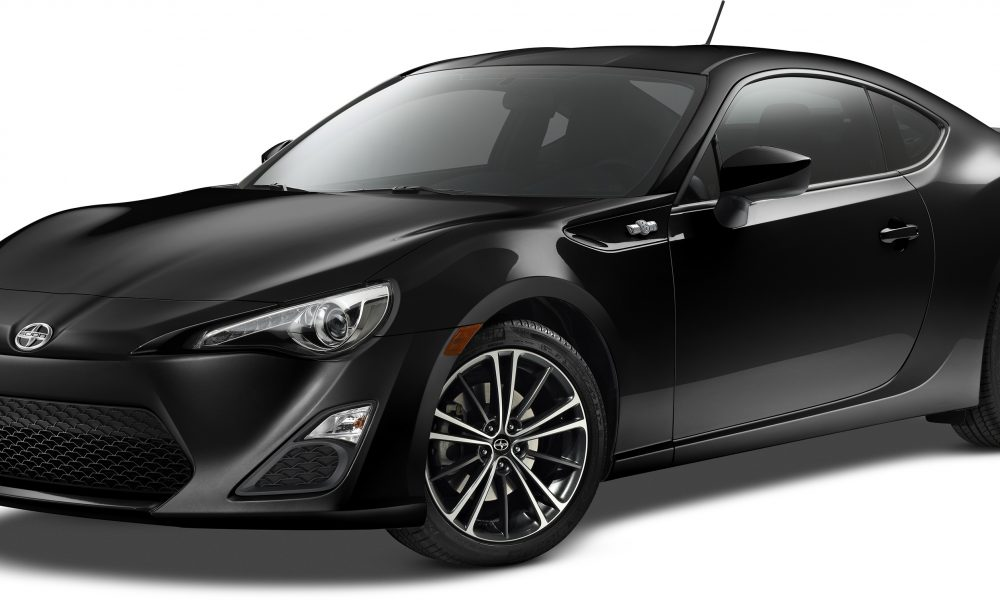 Limited Scion Monogram Series Brings Premium Features to FR-S and tC