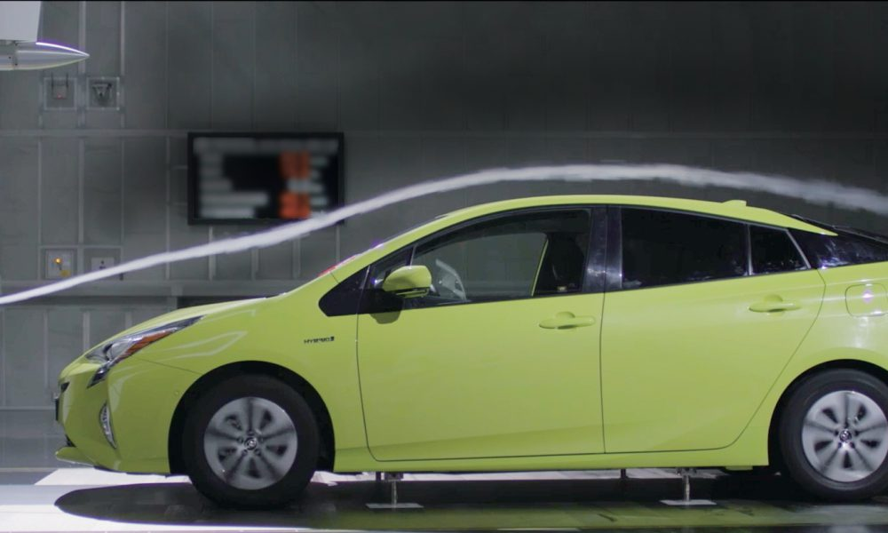 2016 – 2017 Toyota Prius WindTunnel