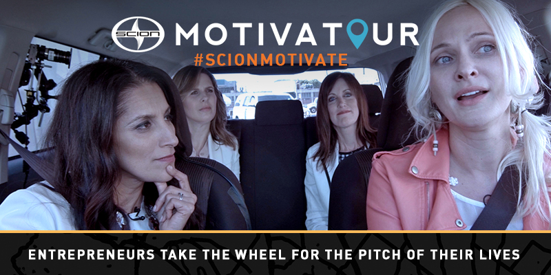 Multi-City Scion Motivatour Program Helps Entrepreneurs Reach Next Level