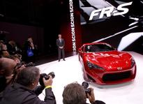 2011 New York International Auto Show – Scion FR-S Concept Reveal