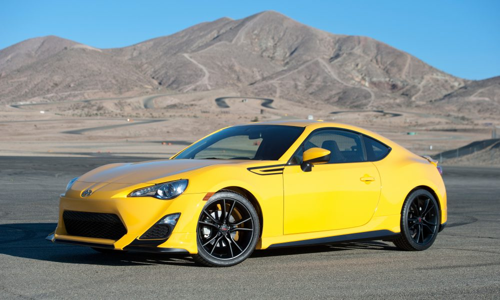 Exclusive Scion FR-S Release Series 1.0 Arrives at Dealerships Nationwide
