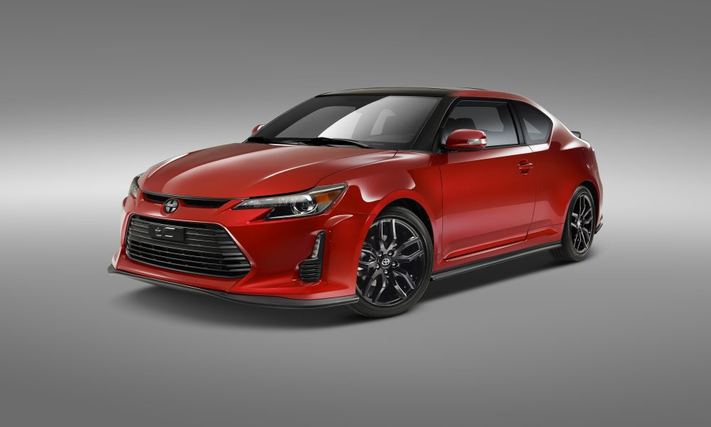 Scion-ara Celebration at New York International Auto Show Includes JDM-inspired tC Coupe and Classic Concepts