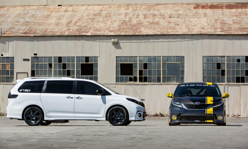 2016 One Lap of America – Toyota Sienna SE + Concept and Toyota Sienna R-Tuned Concept 002