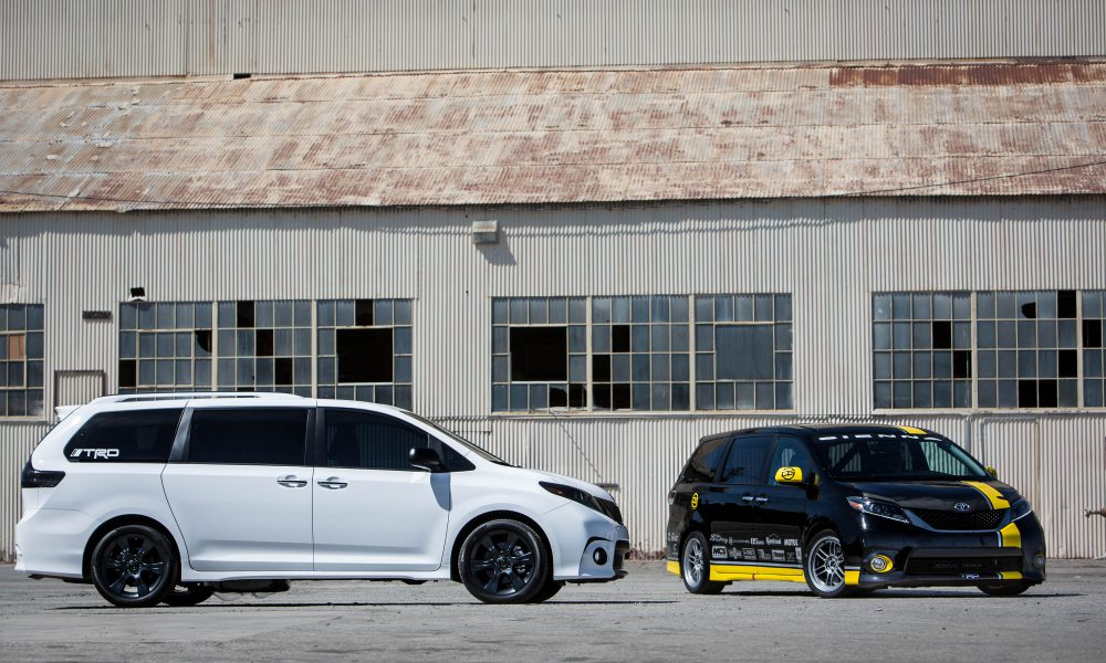 2016 One Lap of America – Toyota Sienna SE + Concept and Toyota Sienna R-Tuned Concept 003