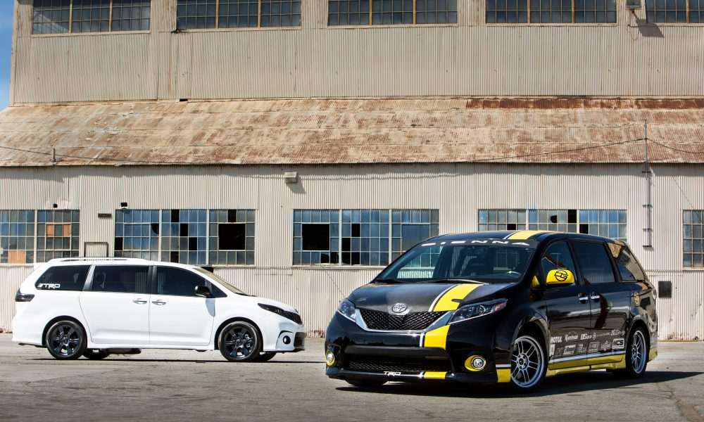 2016 One Lap of America – Toyota Sienna SE + Concept and Toyota Sienna R-Tuned Concept 004