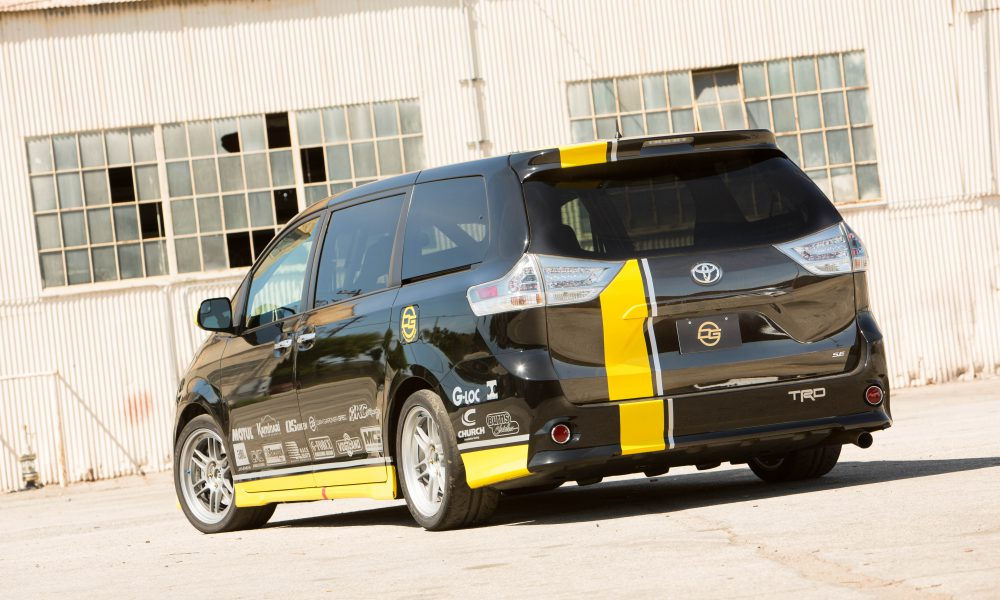 2016 One Lap of America – Toyota Sienna R-Tuned Concept 002