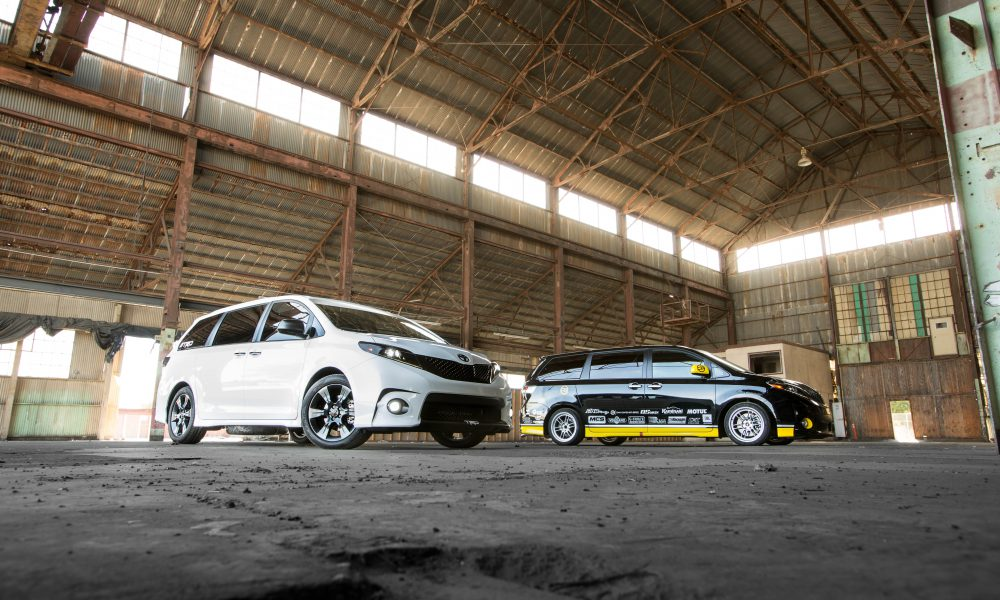 2016 One Lap of America – Toyota Sienna SE + Concept and Toyota Sienna R-Tuned Concept 005
