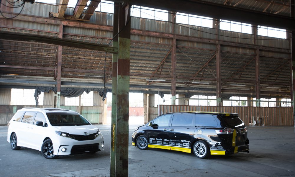 2016 One Lap of America – Toyota Sienna SE + Concept and Toyota Sienna R-Tuned Concept 007