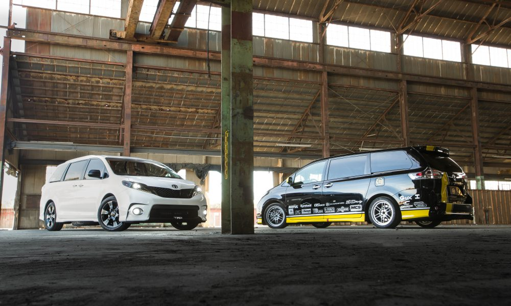 2016 One Lap of America – Toyota Sienna SE + Concept and Toyota Sienna R-Tuned Concept 008