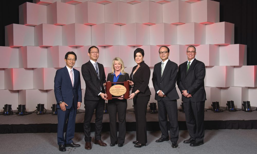 Toyota Suppliers Recognized for Superior Performance At Annual Event