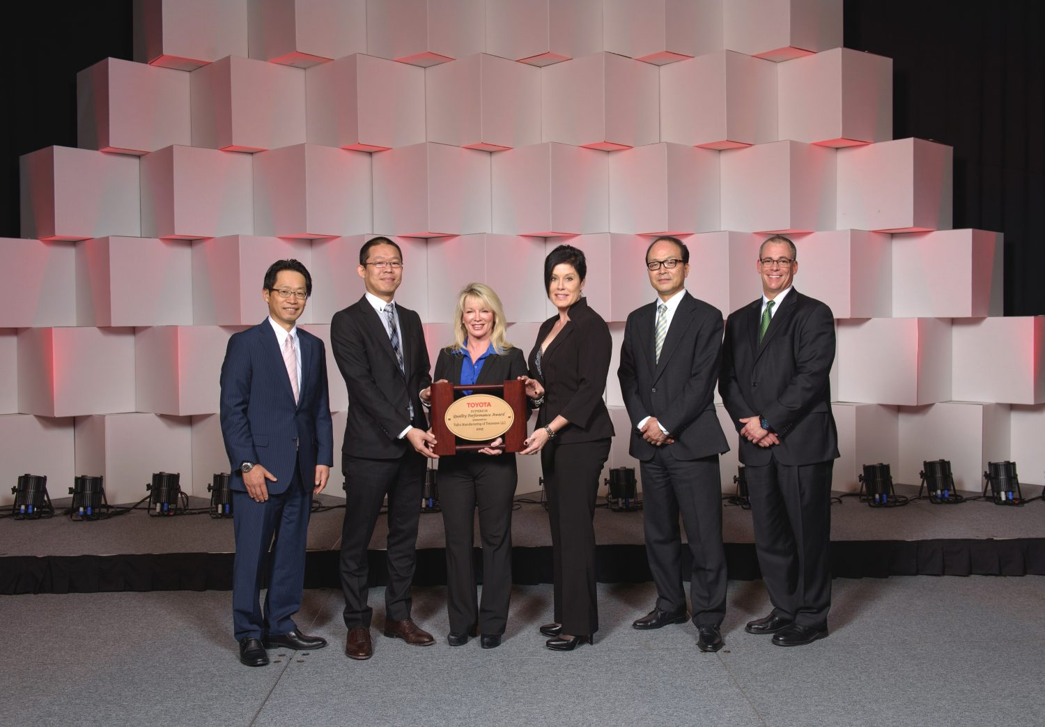 Toyota Morristown Tn >> Toyota Suppliers Recognized for Superior Performance At Annual Event - Toyota USA Newsroom